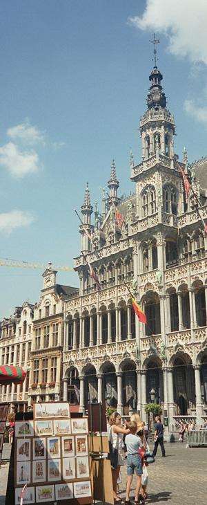 Brüssel Stadt, Metropole des Jugendstils- Stadtführungen
